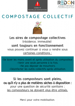 Compostage collectif